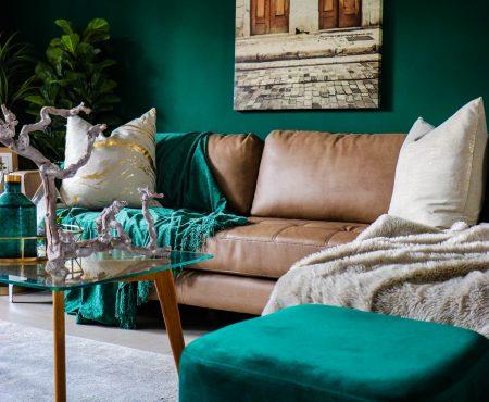 [Interieur] Inspiratie: 3 x verf en behang voor een plantmom!
