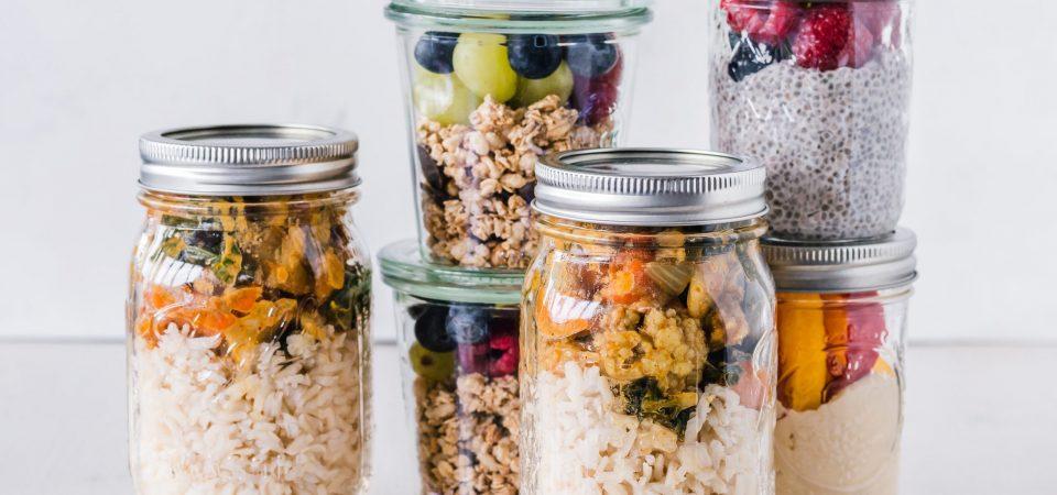 9 x gemakkelijke tips voor een supersnelle en gezonde meal prepping