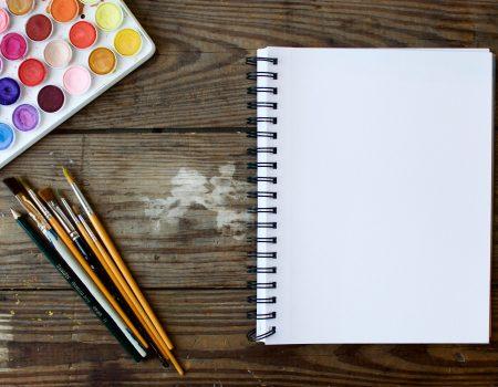 Spelletjes voor kleuters: 9 x verrassend en eenvoudig knutselen met verf en tekenpapier