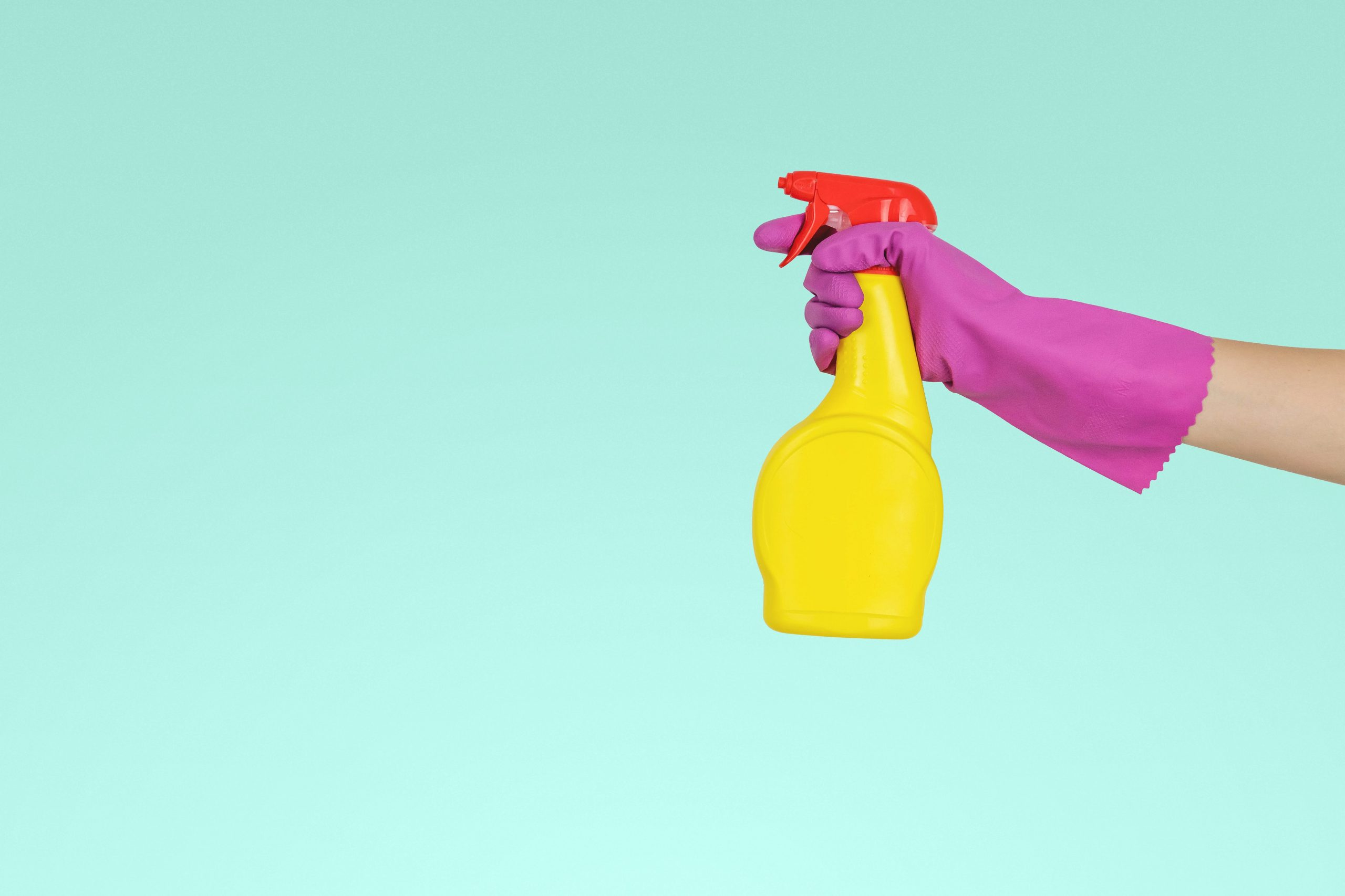 douchewanden schoonmaken